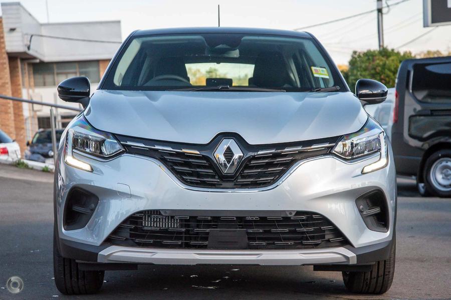 2021 Renault Captur Zen XJB