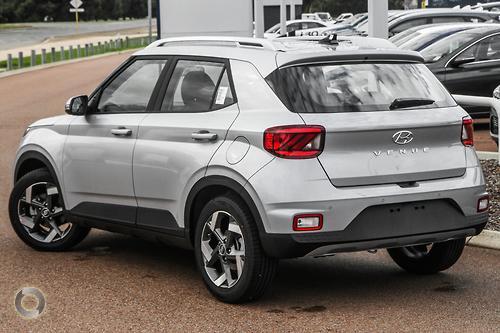 2021 Hyundai Venue Elite QX.V4
