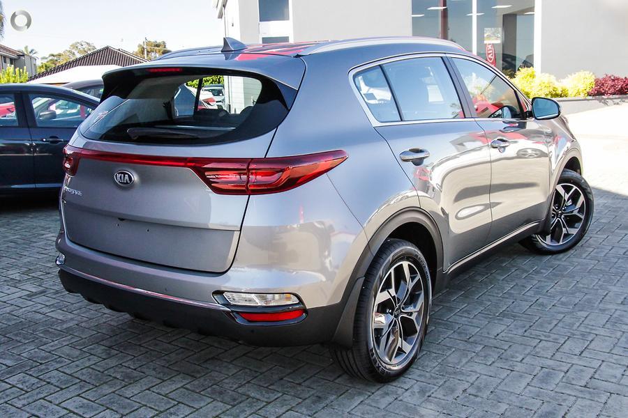 2018 Kia Sportage Si Premium QL