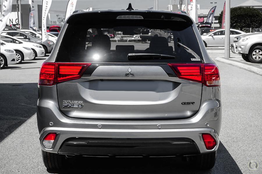 2021 Mitsubishi Outlander PHEV GSR ZL