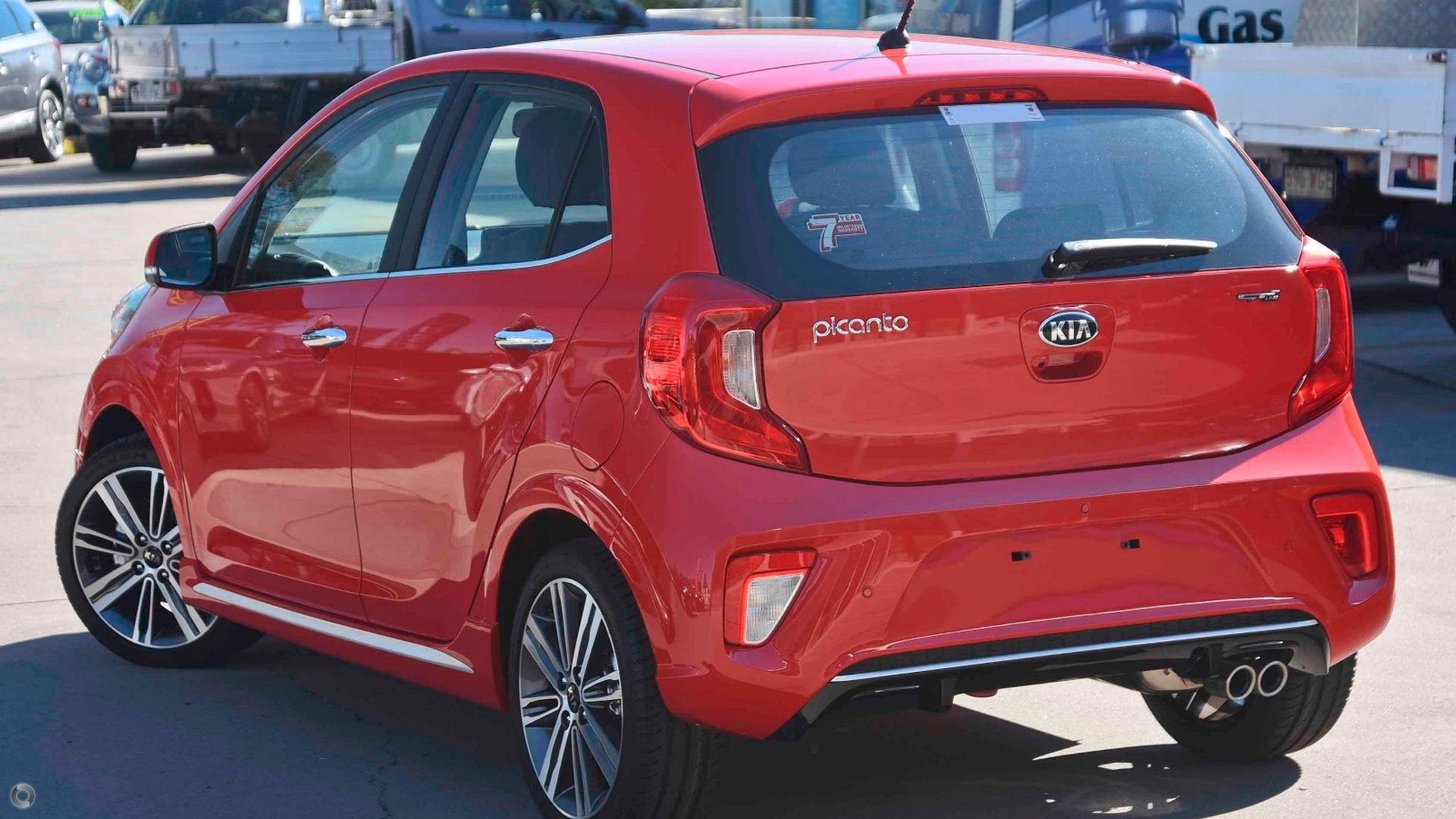 2018 Kia Picanto GT-Line JA