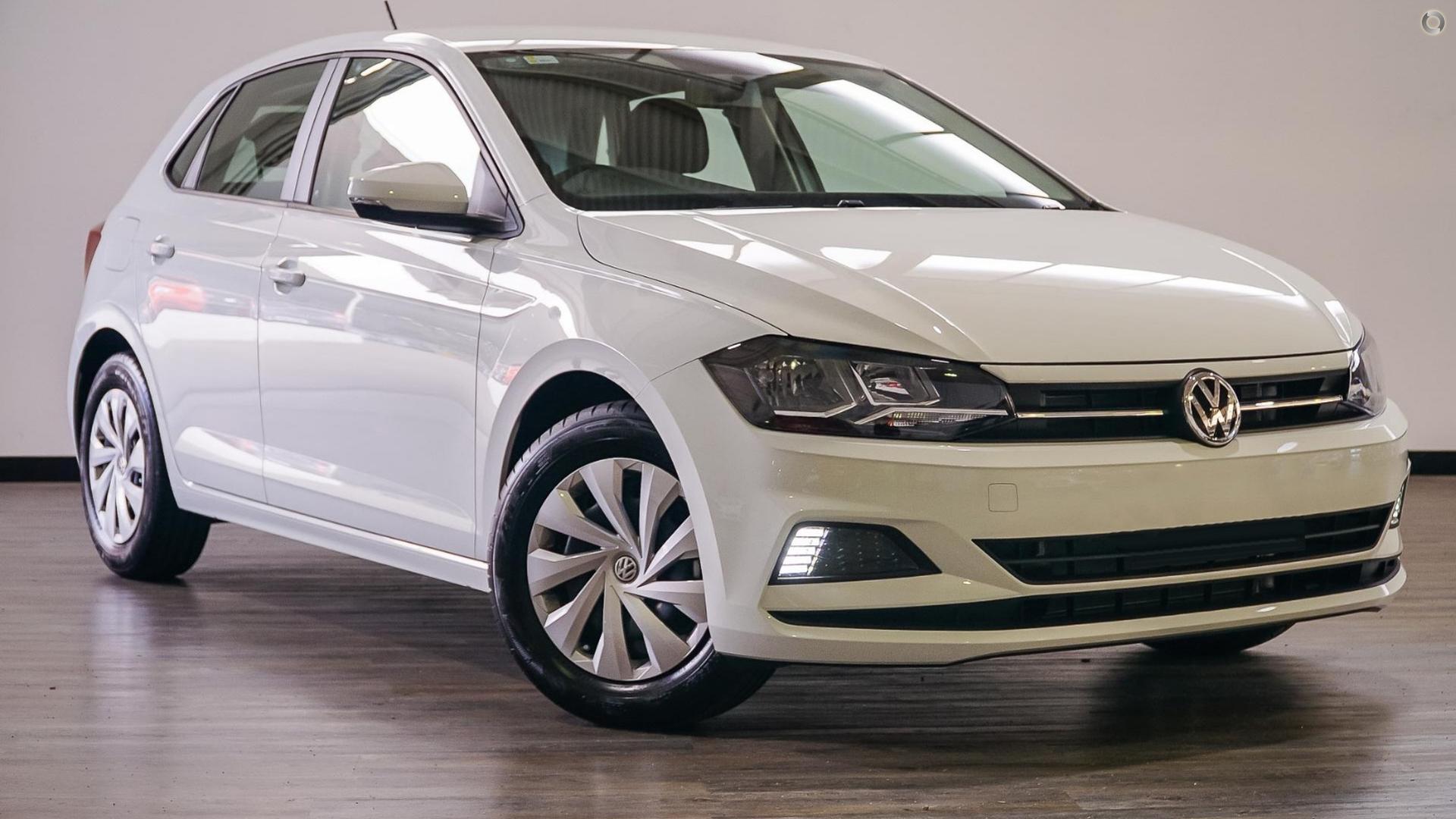 2019 Volkswagen Polo 70TSI Trendline AW