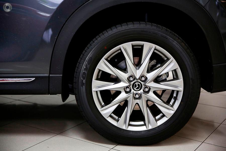 2018 Mazda CX-8 Asaki KG Series