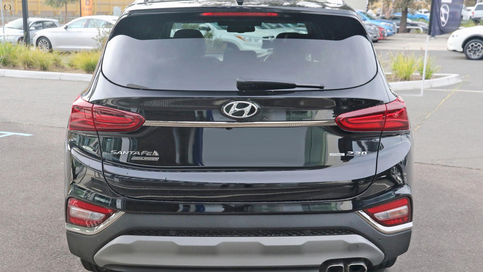 2018 Hyundai Santa Fe Highlander TM