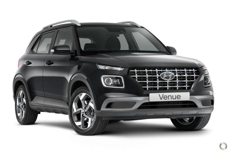 2020 Hyundai Venue Elite QX.V3