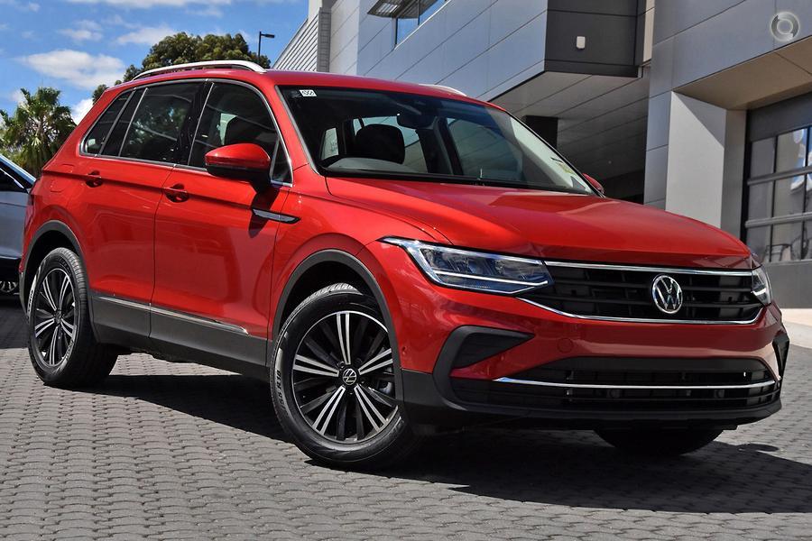 2021 Volkswagen Tiguan 110TSI Life 5N Auto 2WD MY21
