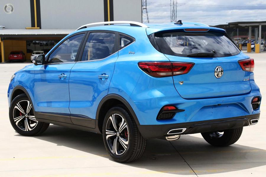 2021 MG ZST Excite