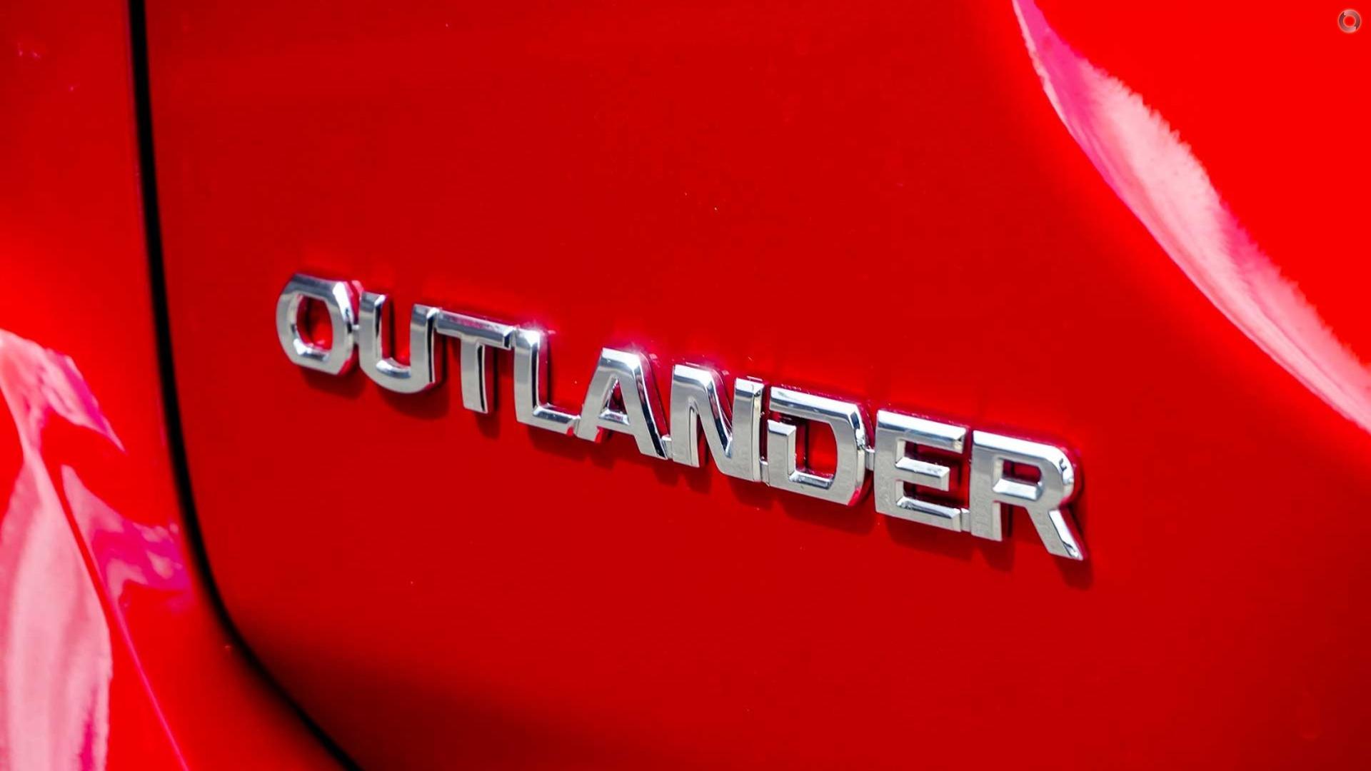 2021 Mitsubishi Outlander ES ZL