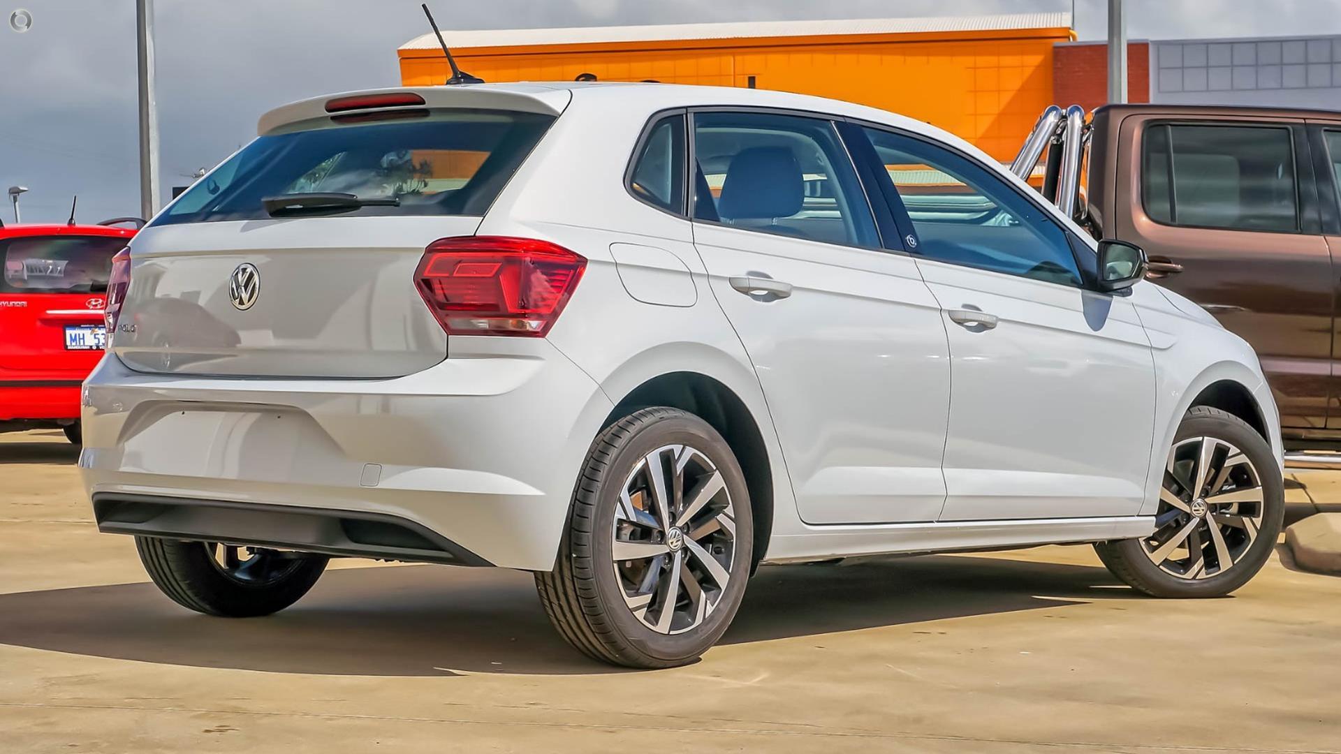 2018 Volkswagen Polo beats AW