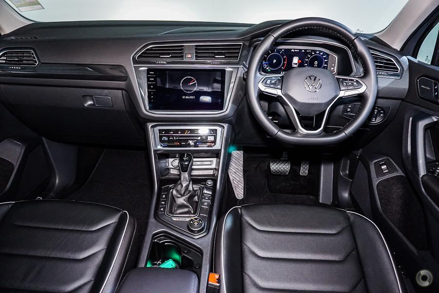 2021 Volkswagen Tiguan 162TSI Elegance 5N