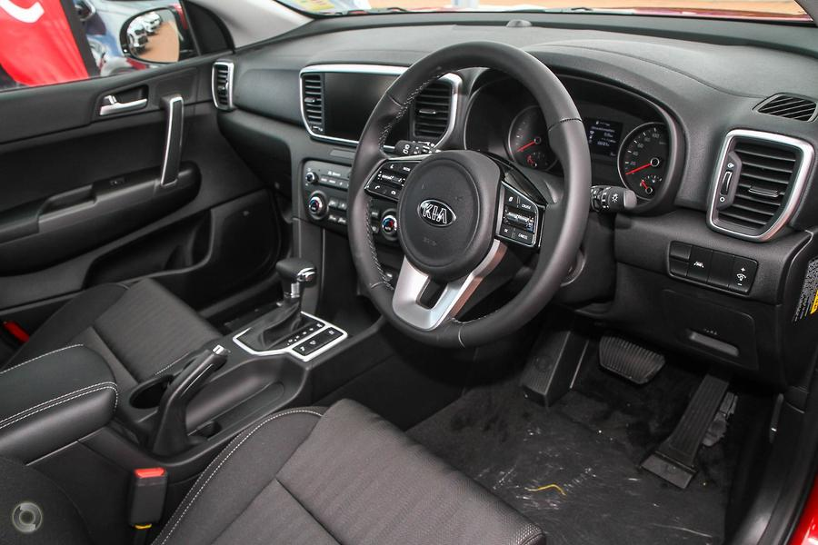 2021 Kia Sportage SX QL