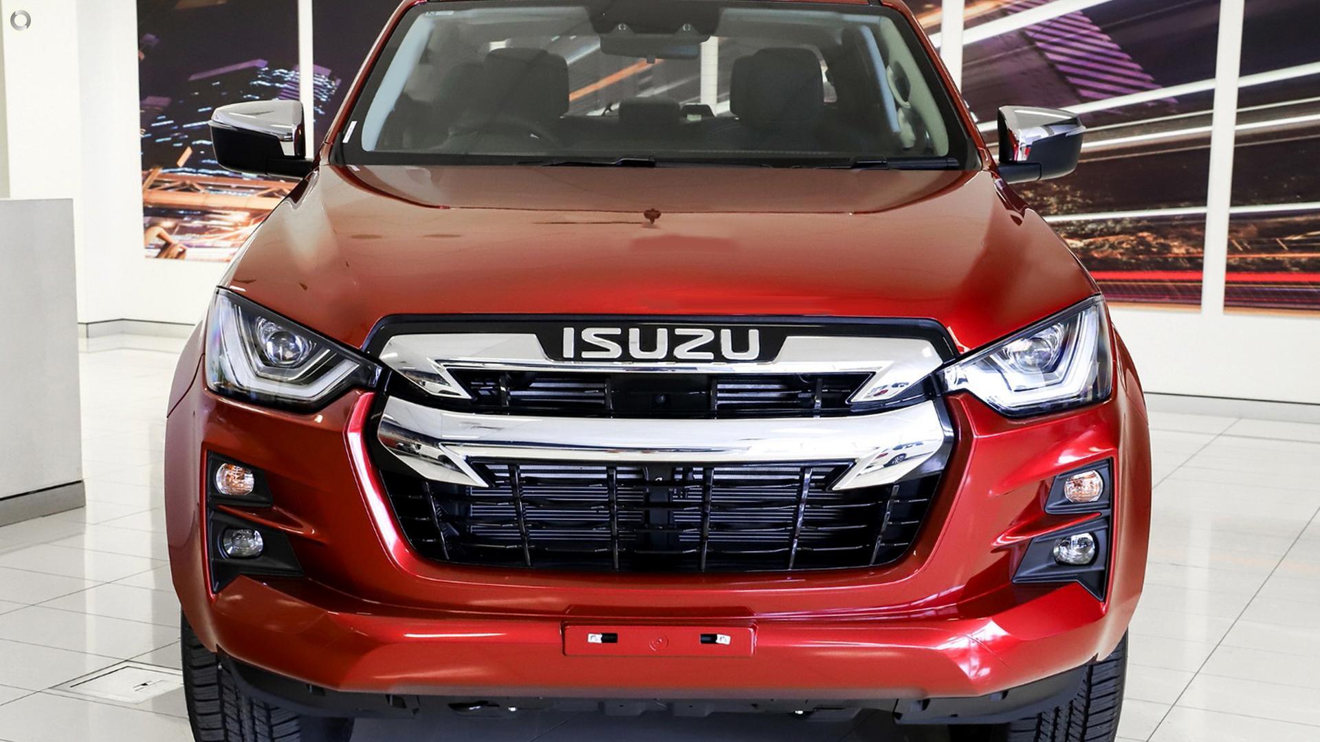 2021 Isuzu D-MAX LS-U