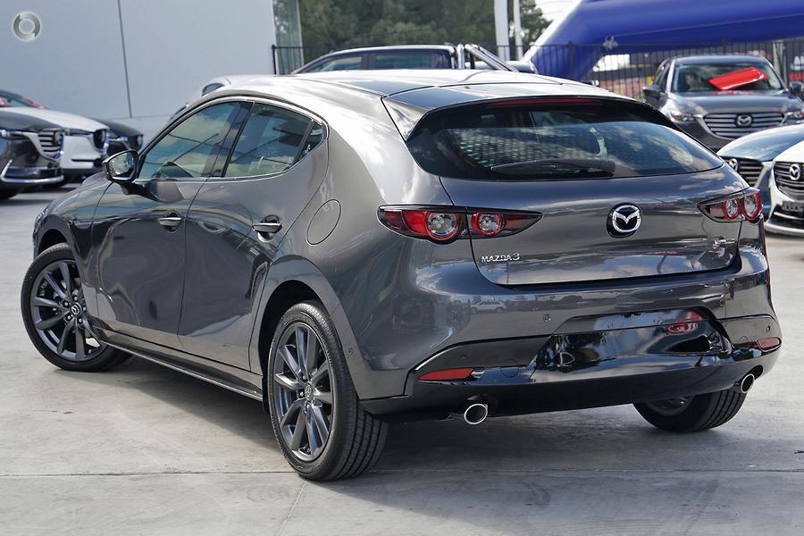 2021 Mazda 3 G25 GT BP Series