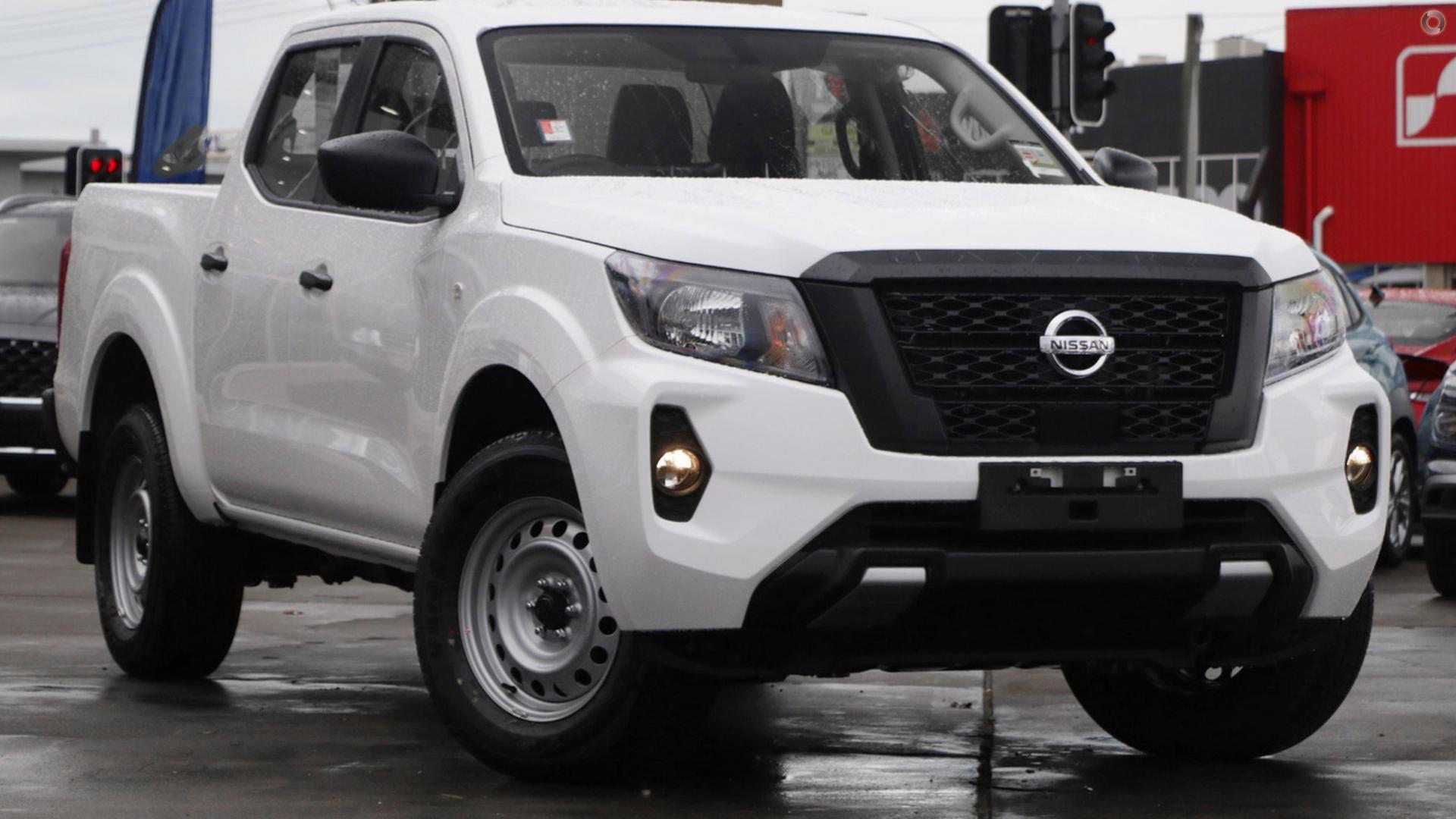 2021 Nissan Navara D23