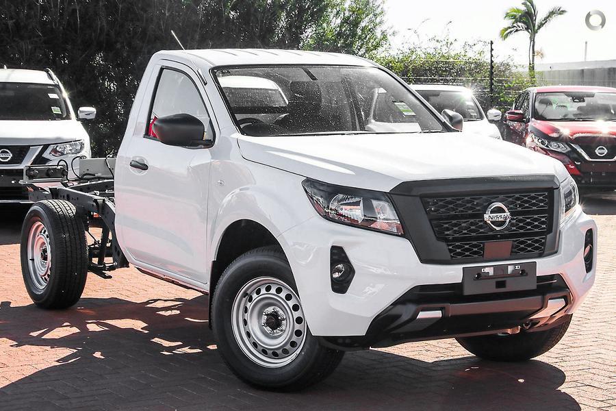 2021 Nissan Navara SL D23