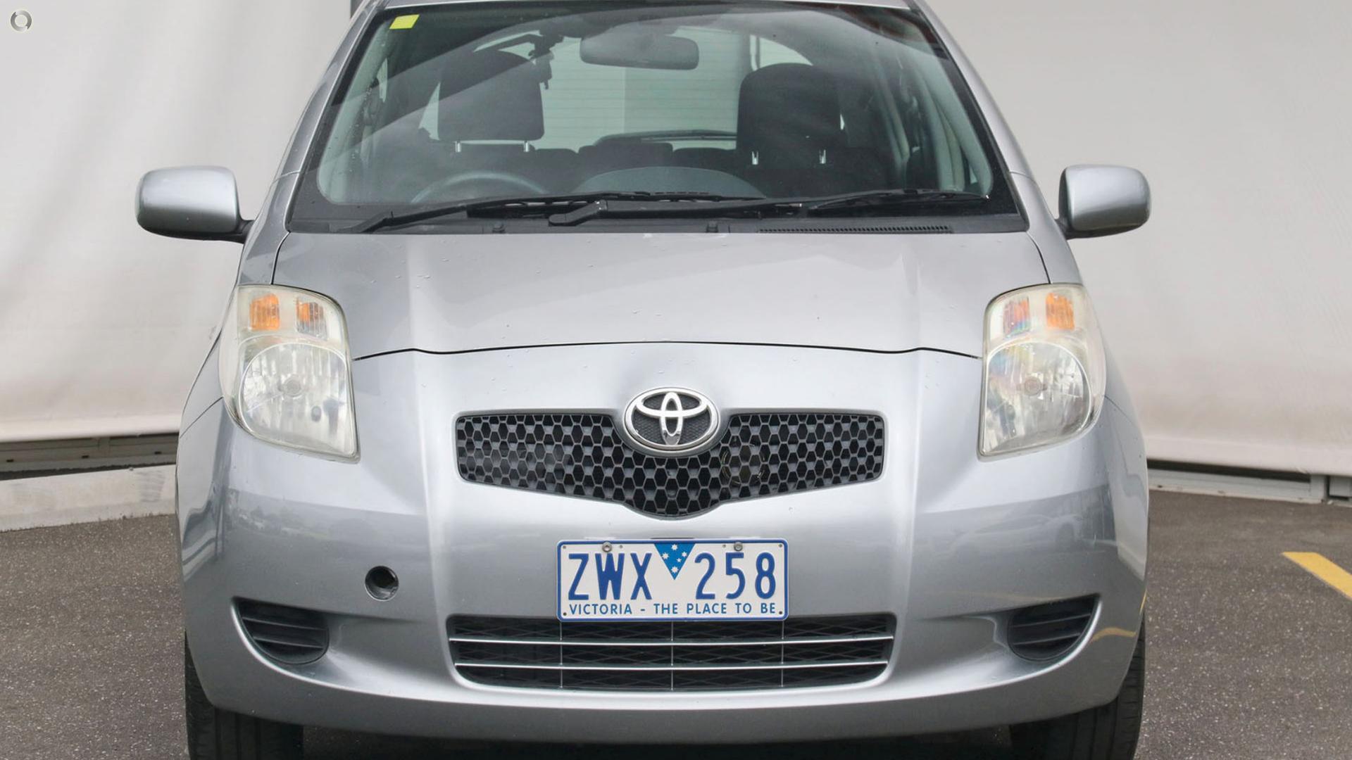 2007 Toyota Yaris YRS NCP91R