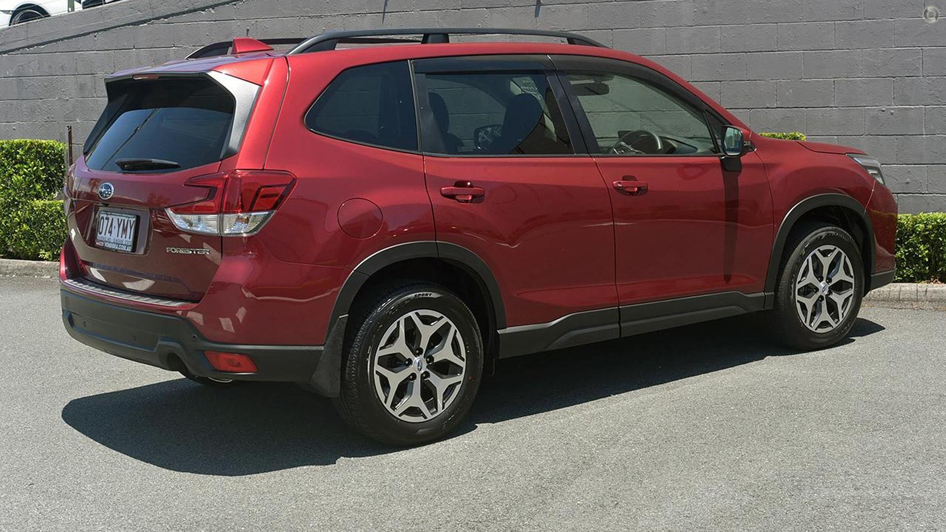 2018 Subaru Forester 2.5i-L S5