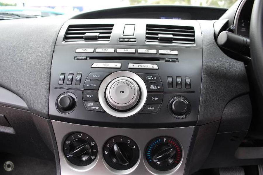 2009 Mazda 3 Neo BL Series 1