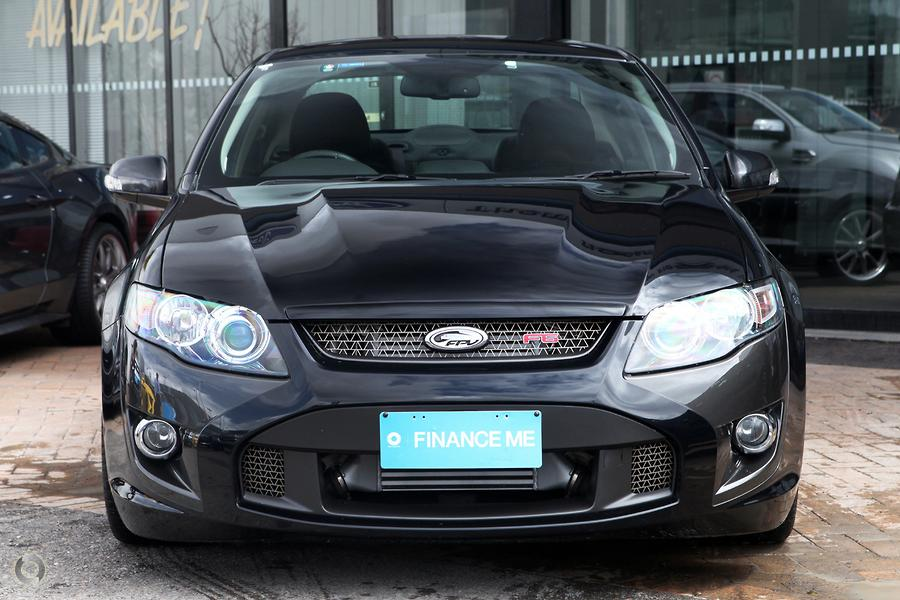 2012 Ford Performance Vehicles F6  FG MK II