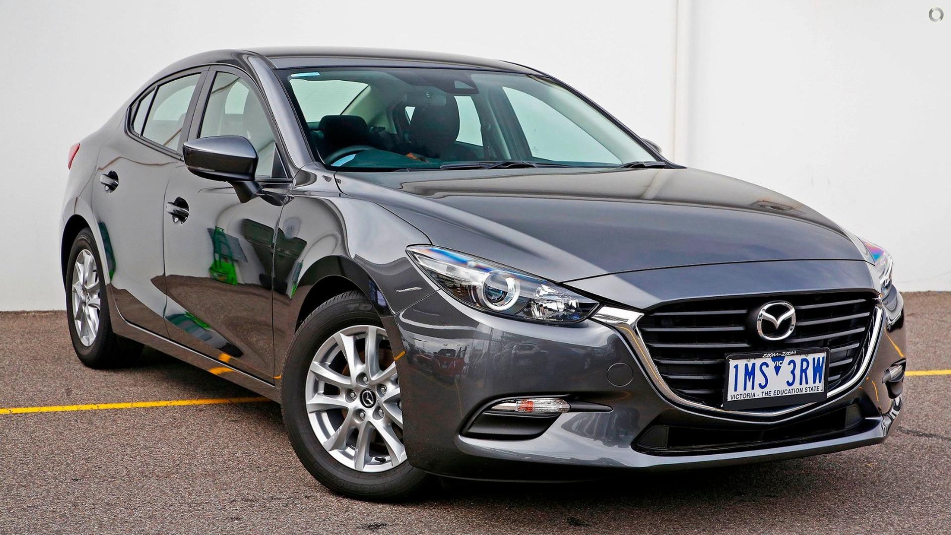 2017 Mazda 3 Neo BN Series