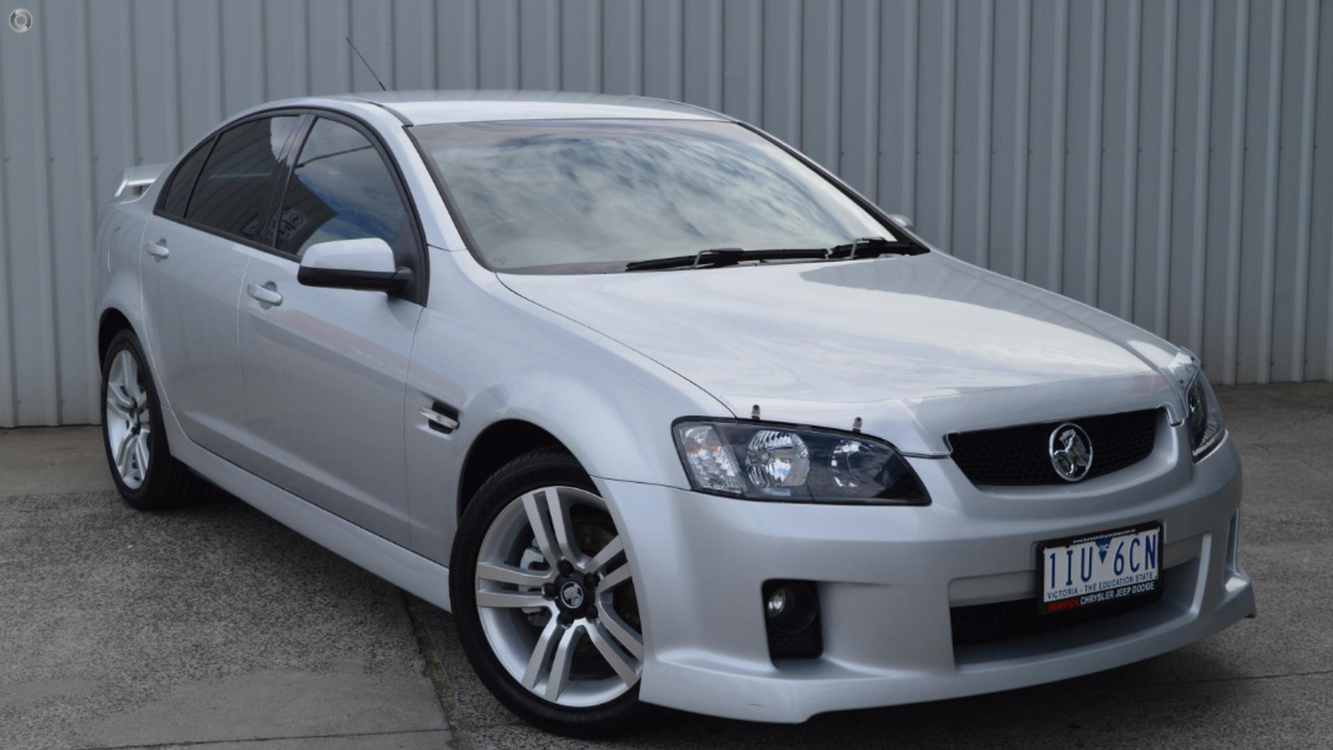 2008 Holden Commodore SV6 VE