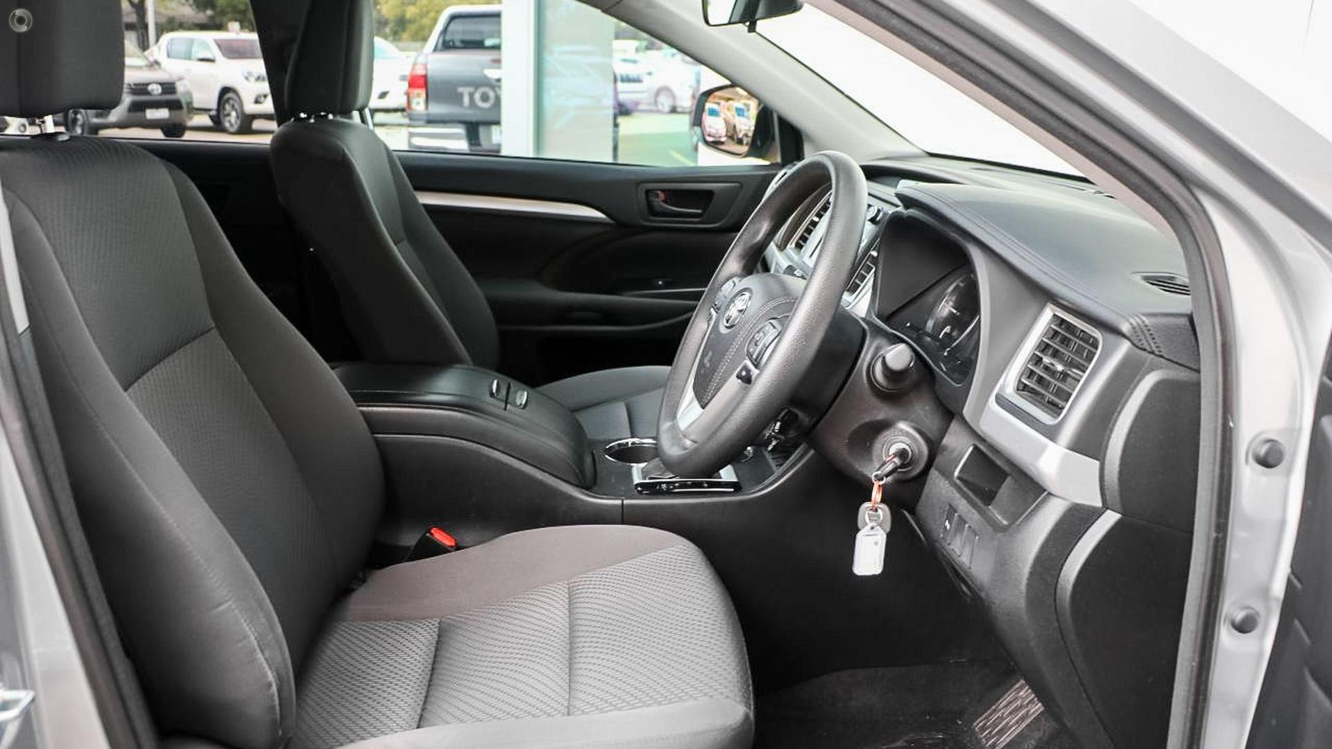 2015 Toyota Kluger GX GSU50R