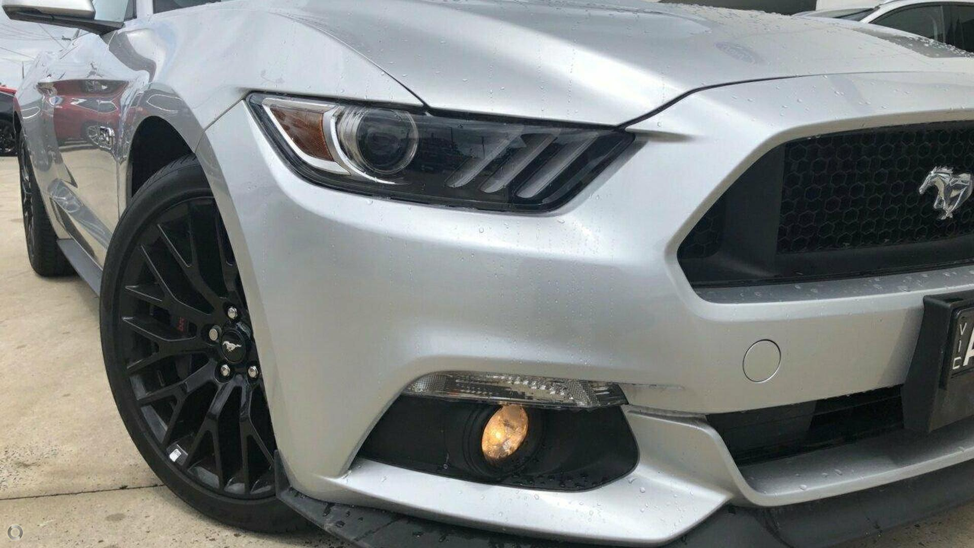 2017 Ford Mustang GT FM