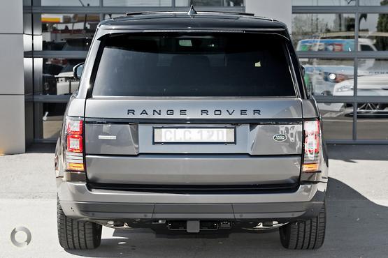 2017 Land Rover Range Rover V8SC Autobiography L405