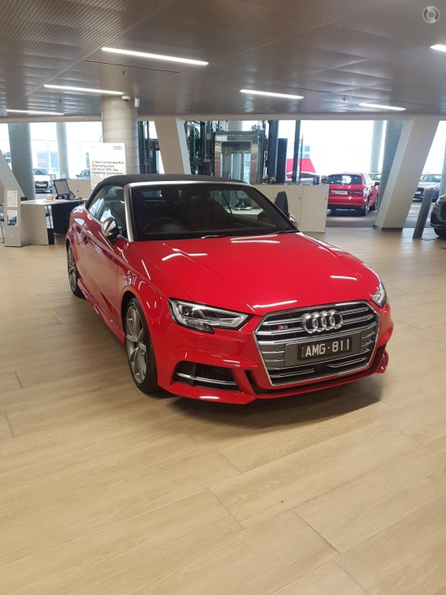 2018 audi s3 8v zagame automotive. Black Bedroom Furniture Sets. Home Design Ideas
