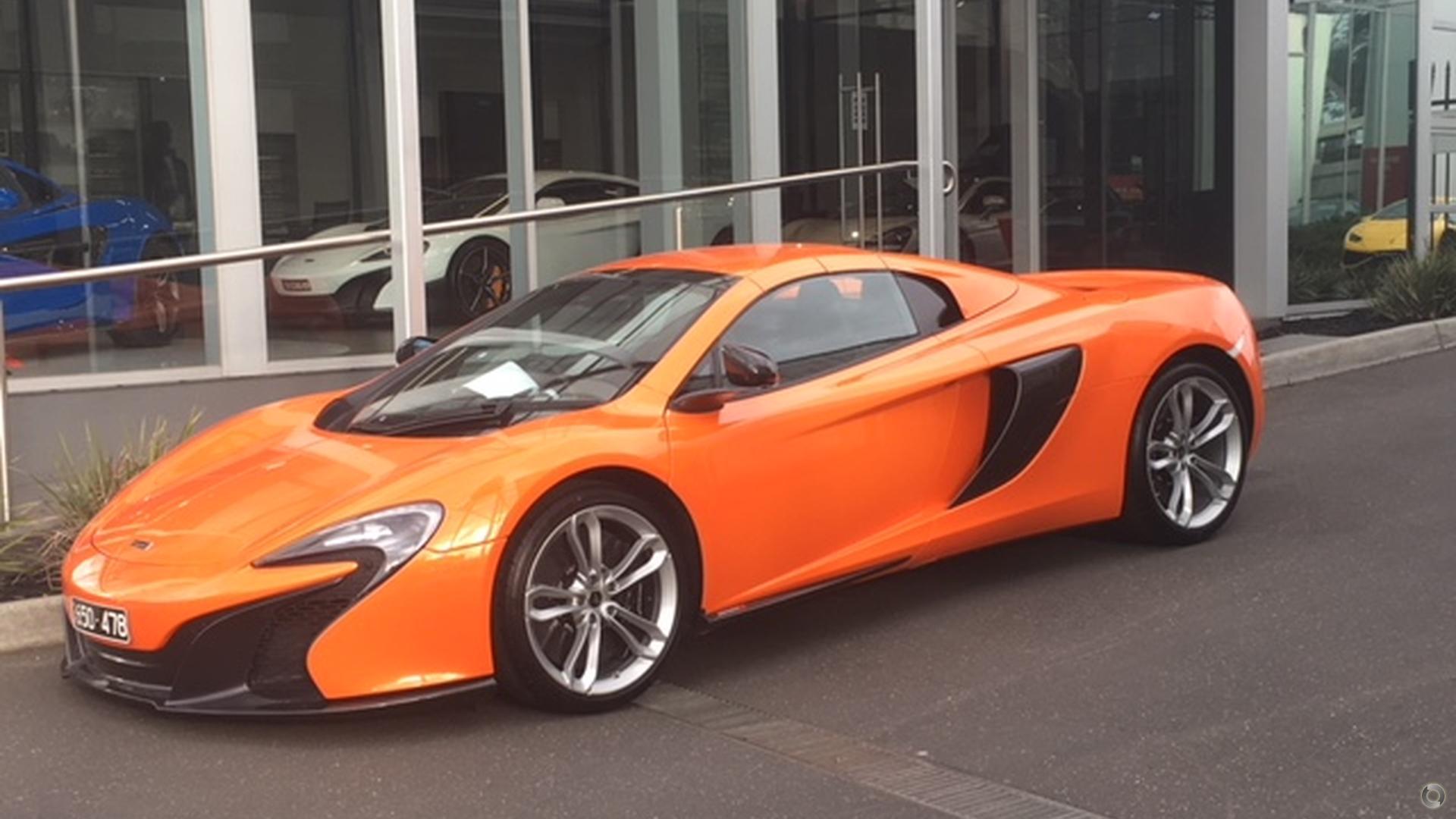 2015 McLaren 650S  (No Series)