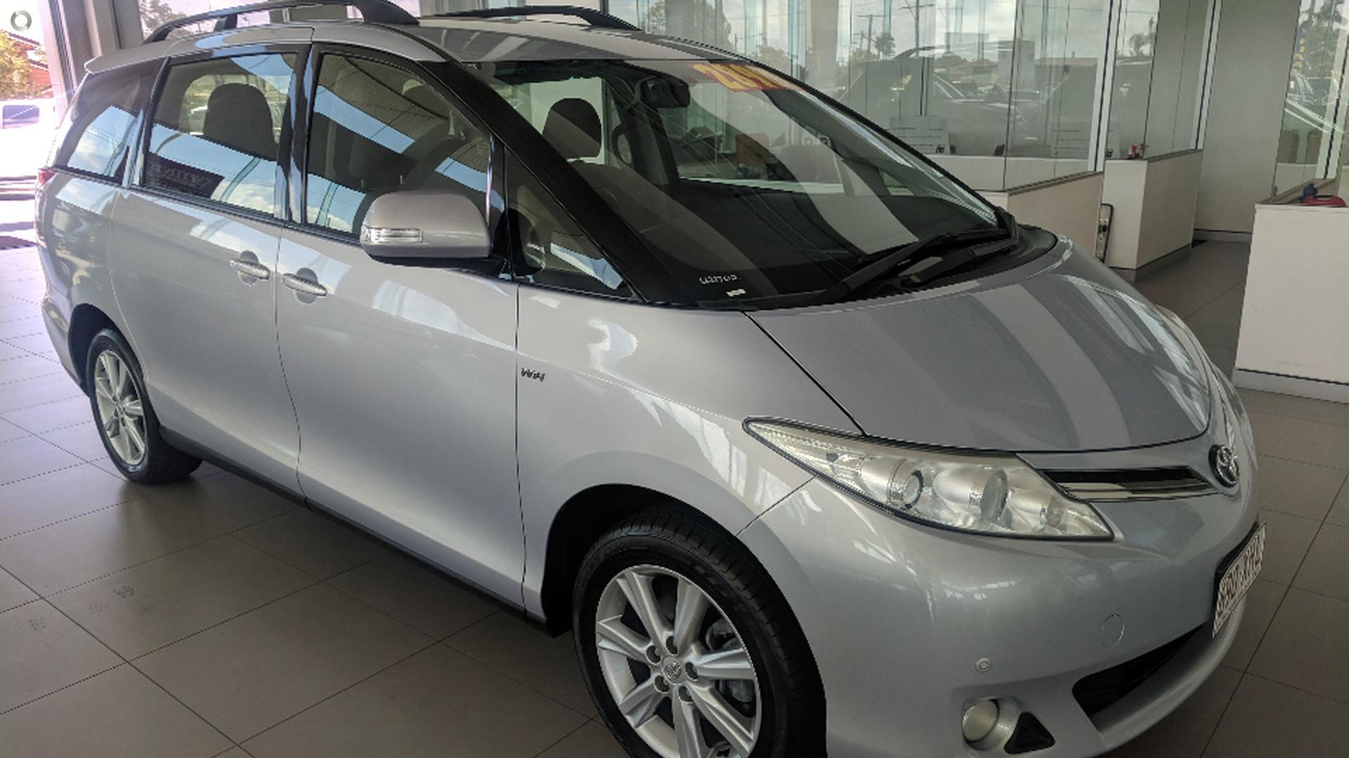 2012 Toyota Tarago GLX ACR50R