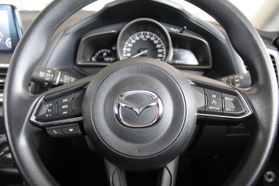 2018 Mazda 3 Neo Sport BN Series