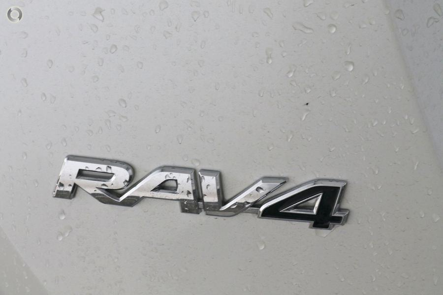 2017 Toyota RAV4 GXL ZSA42R