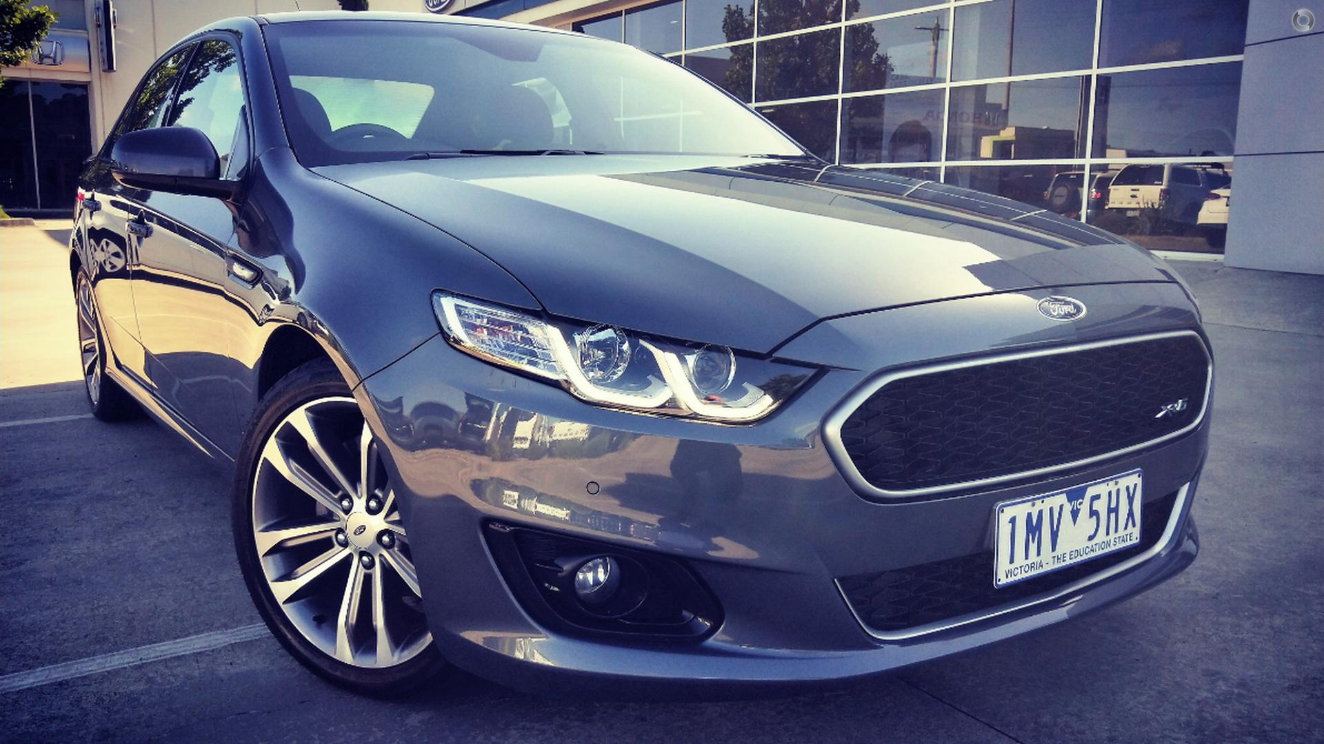 2016 Ford Falcon XR6 FG X
