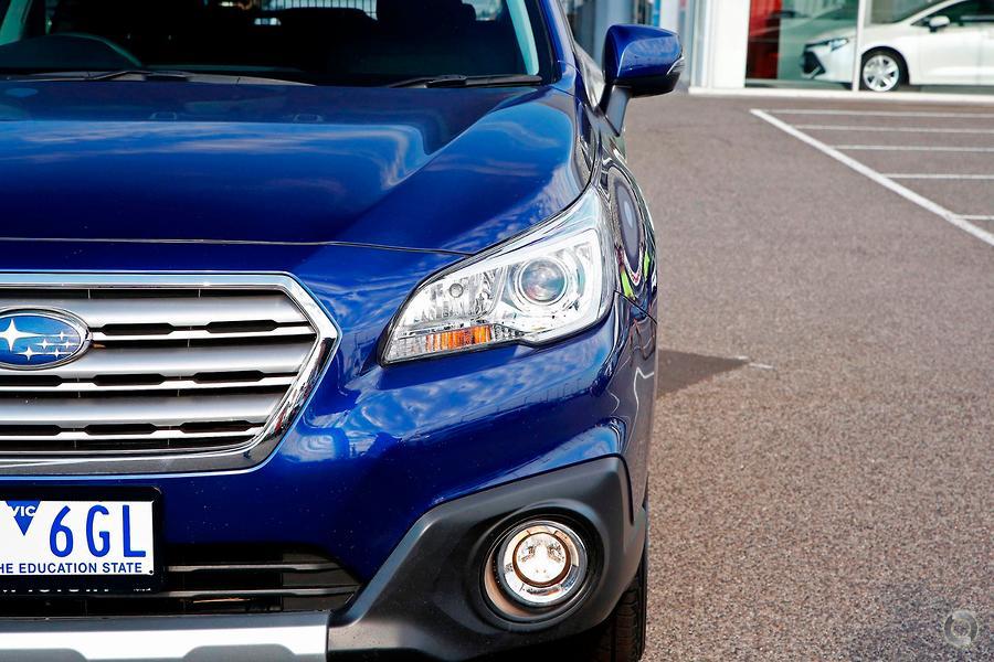 2017 Subaru Outback 2.5i Fleet Edition 5GEN