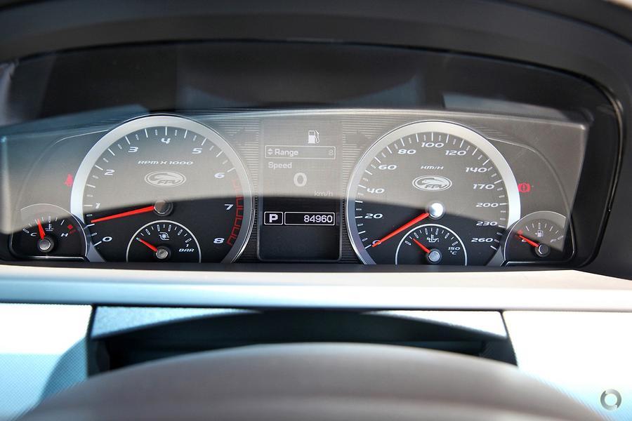 2011 Ford Performance Vehicles GT Boss 335 FG MK II