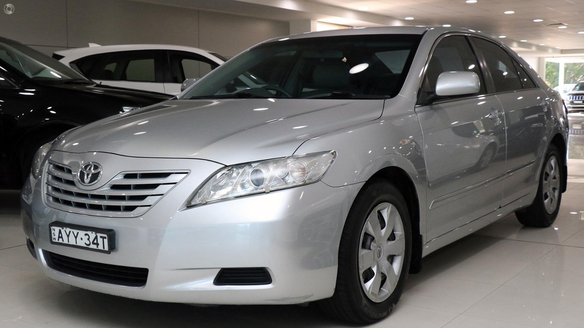2006 Toyota Camry Altise ACV36R