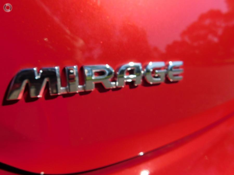2018 Mitsubishi Mirage ES LA