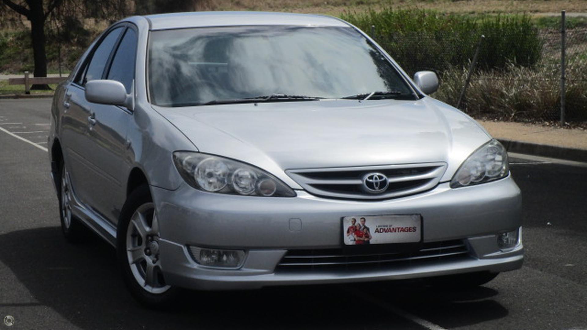2005 Toyota Camry Sportivo ACV36R