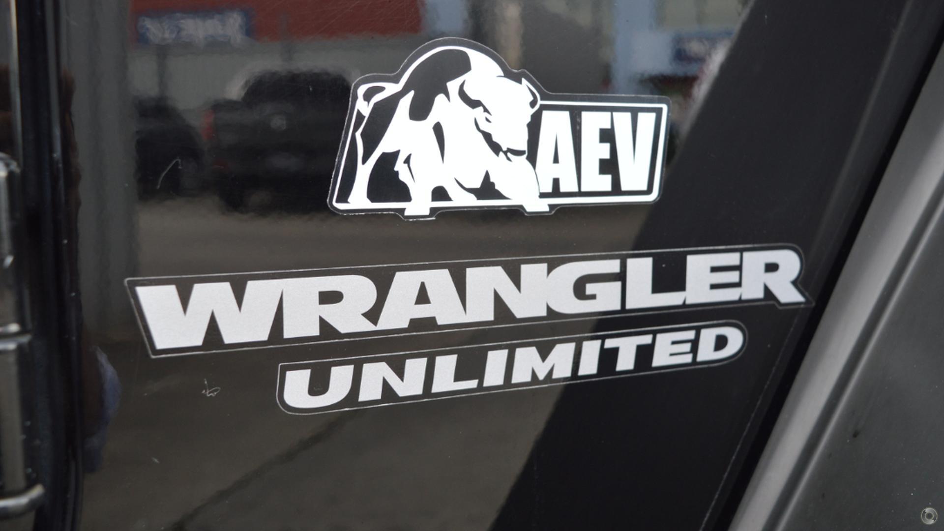 2009 Jeep Wrangler Unlimited Rubicon JK
