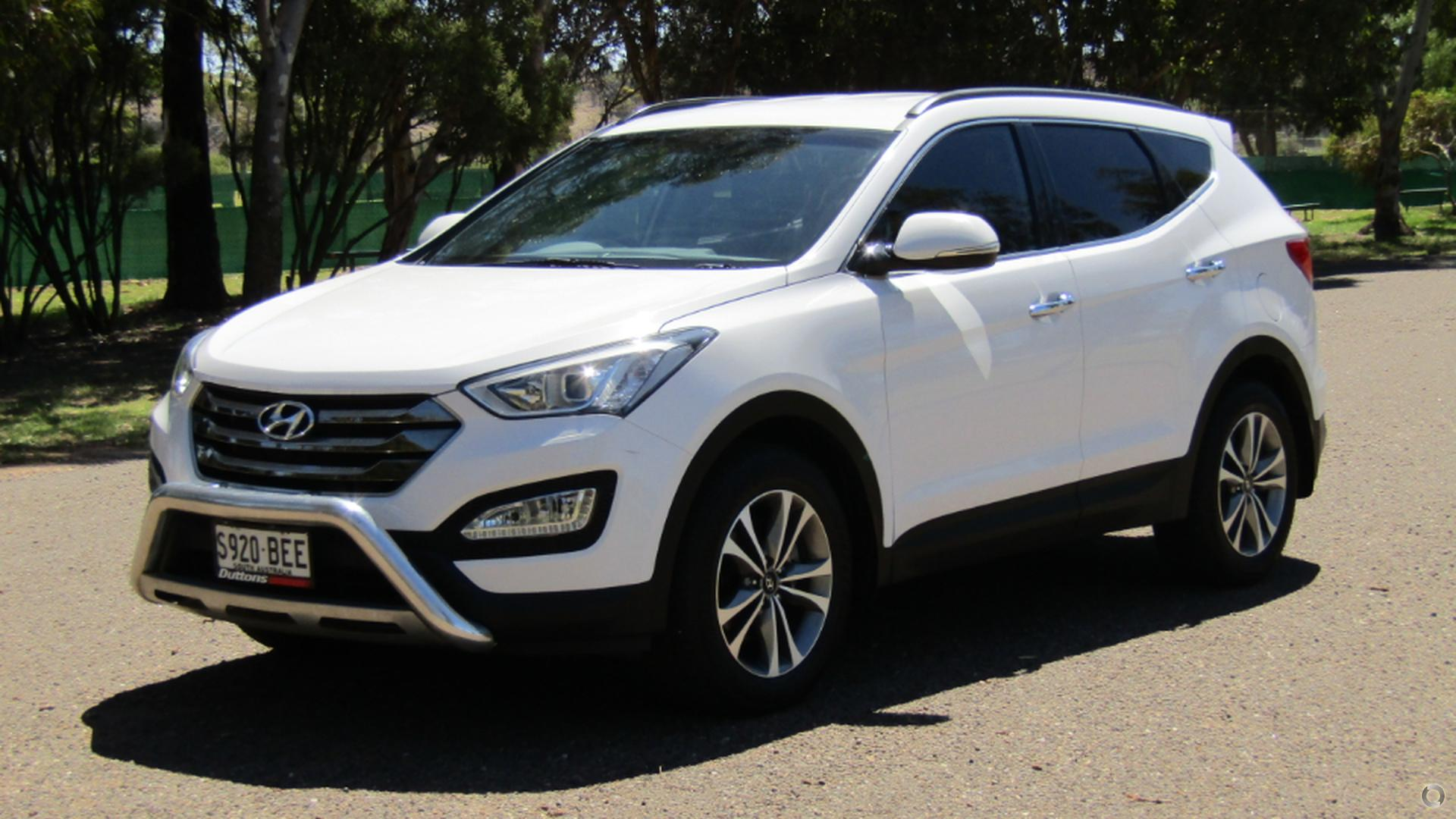 2014 Hyundai Santa Fe Elite DM2