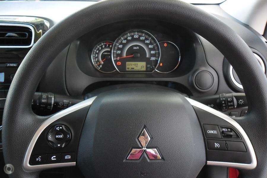 2016 Mitsubishi Mirage LS LA