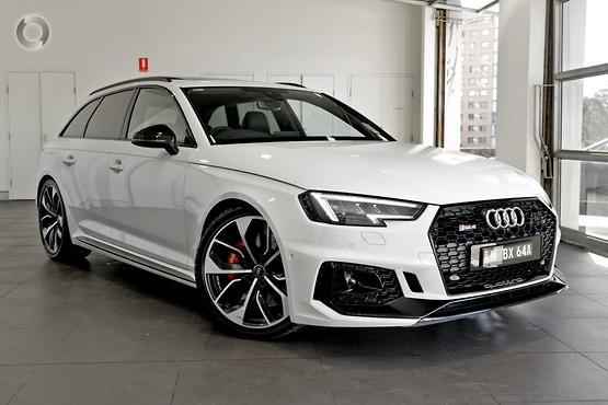2018 Audi RS4  B9