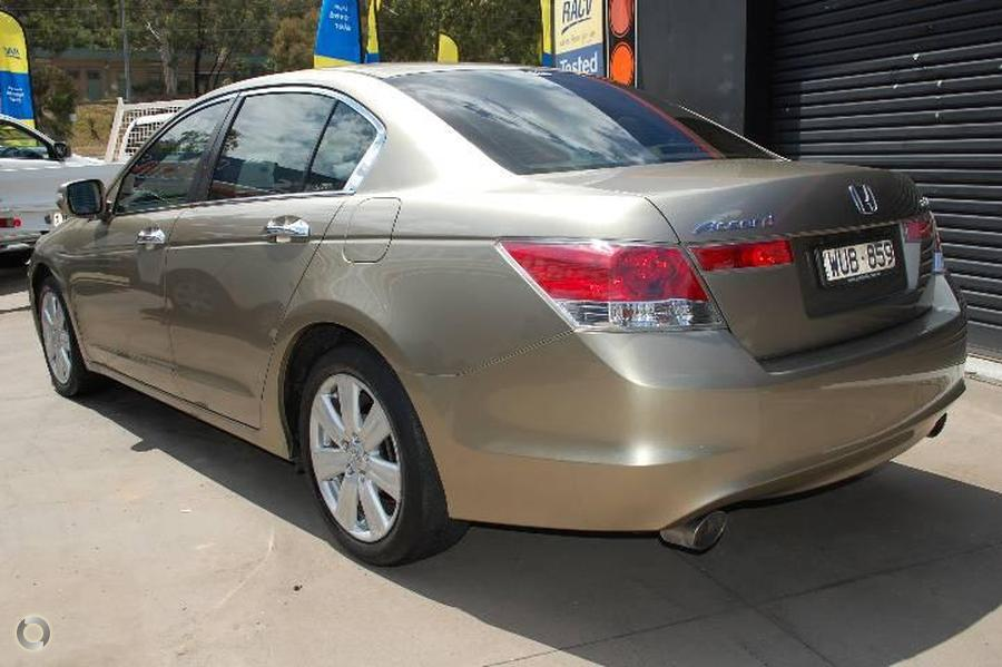 2008 Honda Accord V6 Luxury 8th Gen