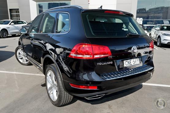 2013 Volkswagen Touareg V6 TDI 7P
