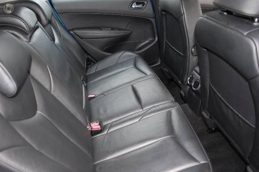 2008 Peugeot 308 XSE T7