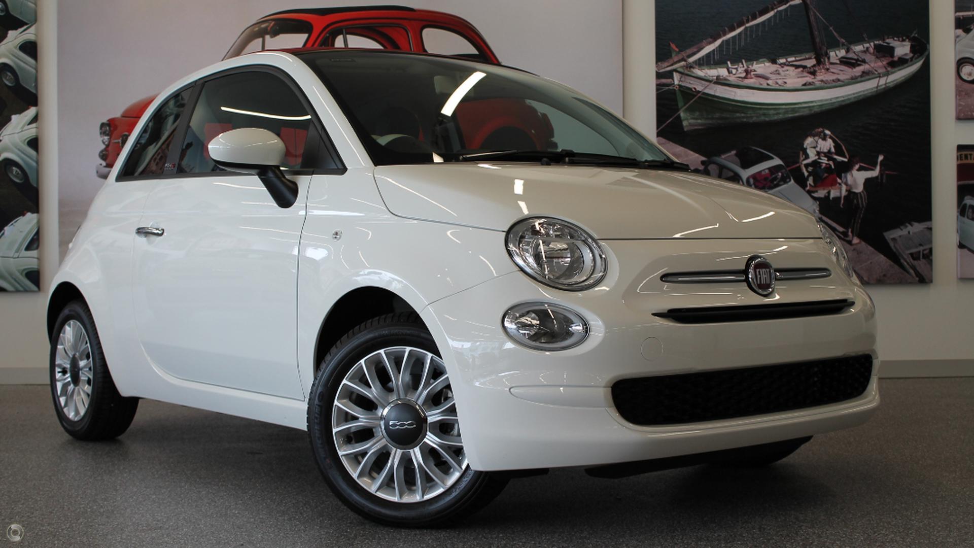 2018 Fiat 500C Pop Series 6