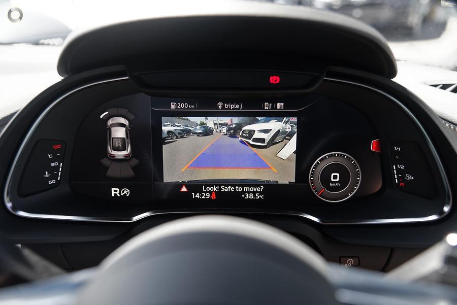 2017 Audi R8 plus 4S