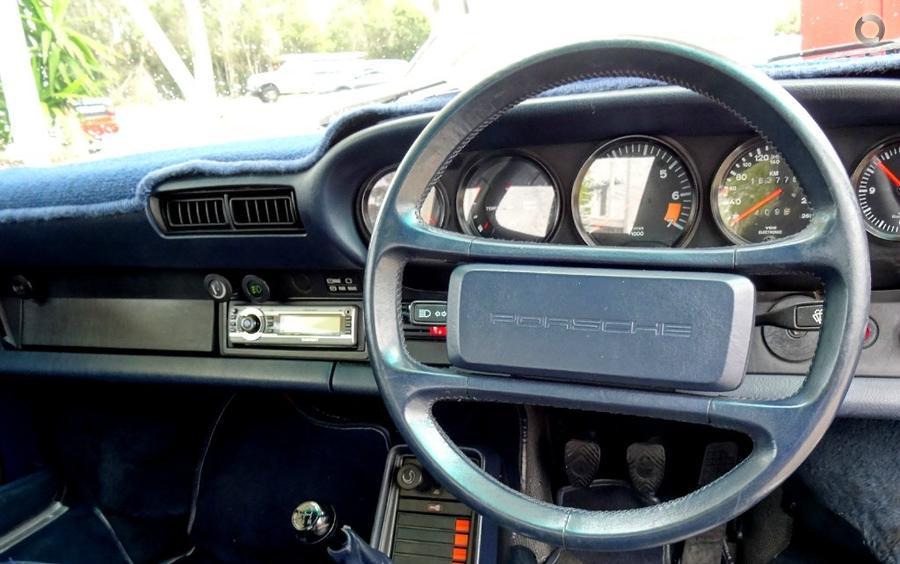 1985 Porsche 911 Carrera  (No Series)