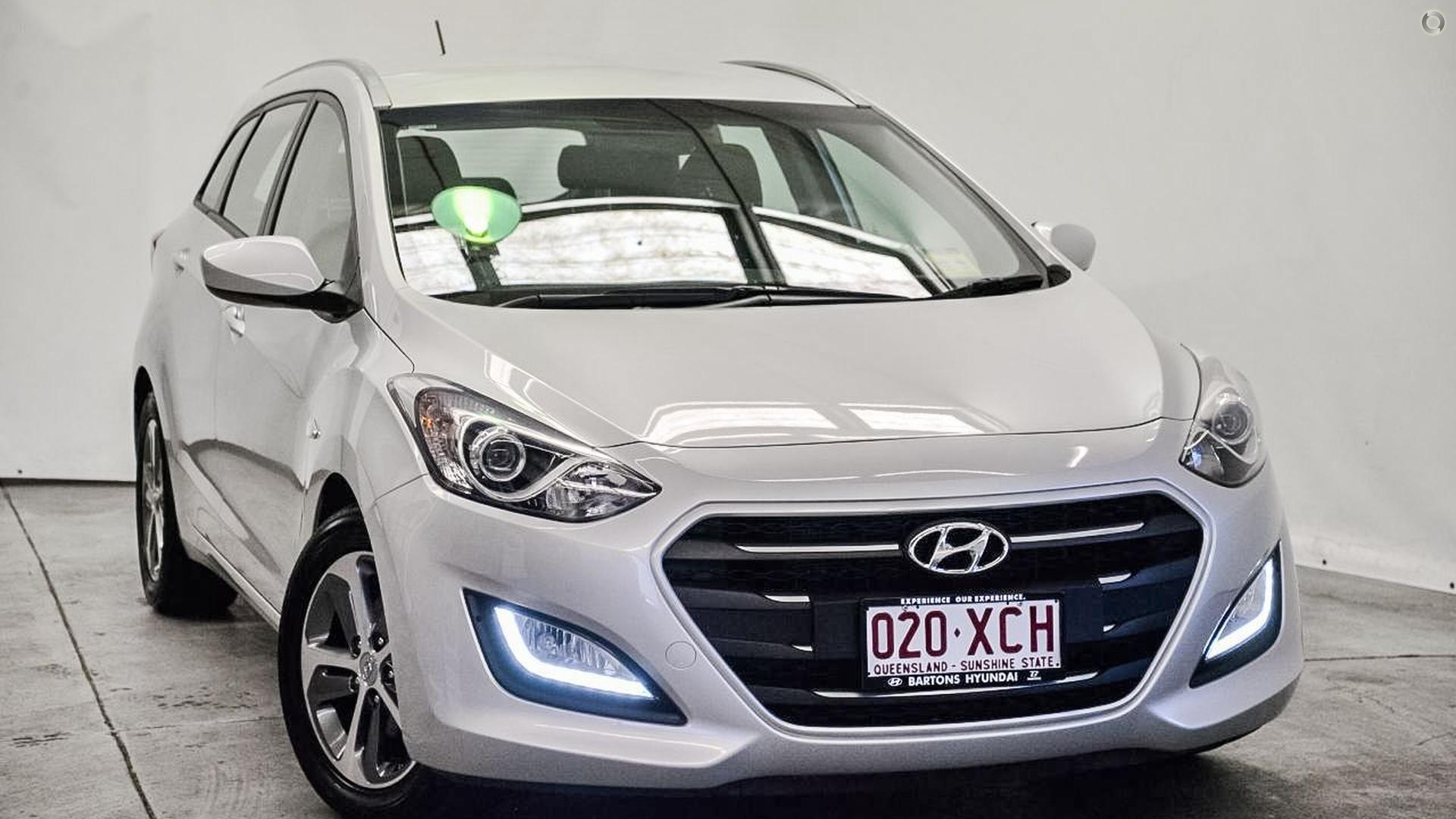 2015 Hyundai i30  GDe4 Series II